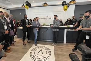 Maplewood Welcomes its First Medical Cannabis Dispensary
