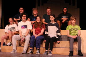 Behind the Scenes of the 25th Annual Putnam County Spelling Bee