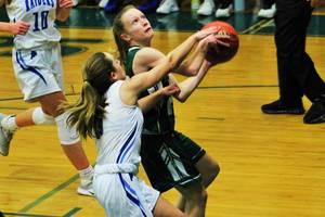 Girls Basketball Player Meghan Lamanna  is Named Joe Eberle Weichert Realtors Pioneer Athlete of the Week