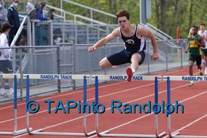 Randolph Boys Take Morris County Relay Track and Field Championship, Girls Take Fourth Place