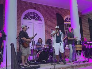 WATCH: Moroccan Sheepherders Entertain Colts Neck Community in Pop-up Concert.