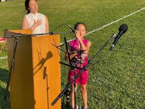 Chatham Diversity Celebration Sparked by Support for Asians Brings out Cultural Performers; Kobylarz Tells Personal Story