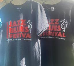 Morristown Jazz & Blues Festival is Happening Now through 10pm!
