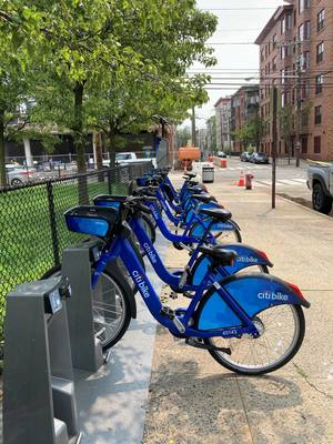 Hoboken & Lyft Partner to Increase Citi Bike Accessibility for Housing Authority Residents