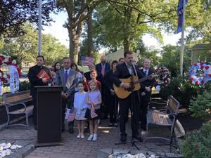 Clark Hosts 20th Annual 9-11 Memorial on Saturday