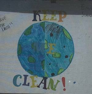 Hasbrouck Heights Preserving Our Planet Poster Contest Winners