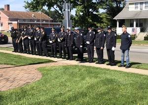 Fairfield Remembers Lives Lost on 9/11 with Ceremony