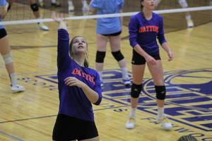 Dayton Girls Volleyball Reels off Six Straight Victories