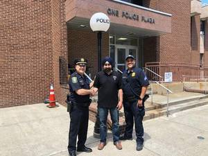 Bhalla Secures Backing from Hoboken Police Superior Officers Association