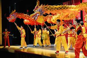 JSCS, Holmdel Chinese,