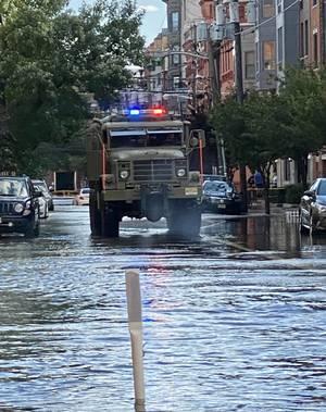 Hoboken Gets Break in Utility Fees Following Water Issues From Ida