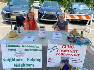 CUMC Community Food Bank