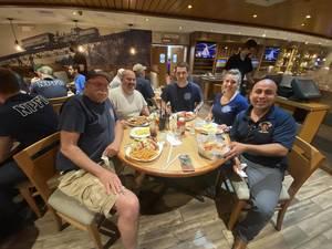 Prestige Diner Hosts Appreciation Dinner for Firefighters
