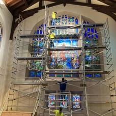 Summit's Central Church Awarded National Fund for Sacred Places Matching Preservation Grant