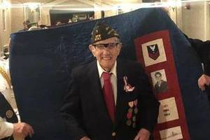 Joe Vella Turns 100 Years Young