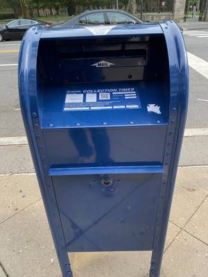 Police Blotter: 'Fishing' for Mail Getting Tougher; Con Jobs Persist