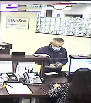 Linden Police Seeking Assistance in Identifying a Suspect in Theft of Elderly Woman