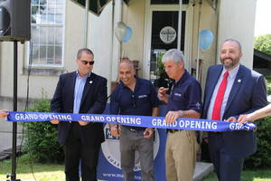 Town of Newton Welcomes Main Street Mission Men's Homeless Shelter