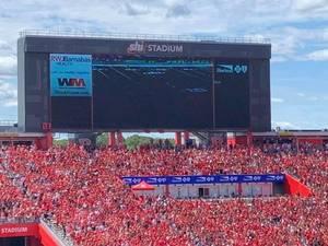 RU Football Returns to the Banks