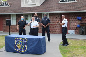 Montclair Police Officers Honored for Efforts to Educate, Treat Those Suffering from Addiction