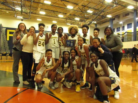 464660f8886 Girls Basketball  Franklin Wins Third Sectional Championship in a ...