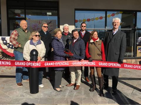 Bernardsville Centre Celebrates Grand Opening with Ribbon Cutting - TAPinto.net