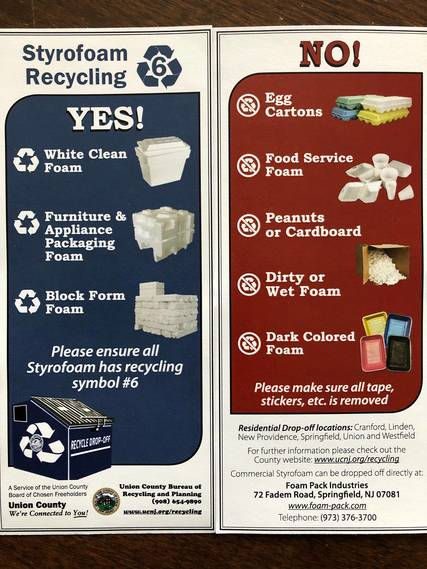 Berkeley Heights Announces New E-Waste & Recycling Programs