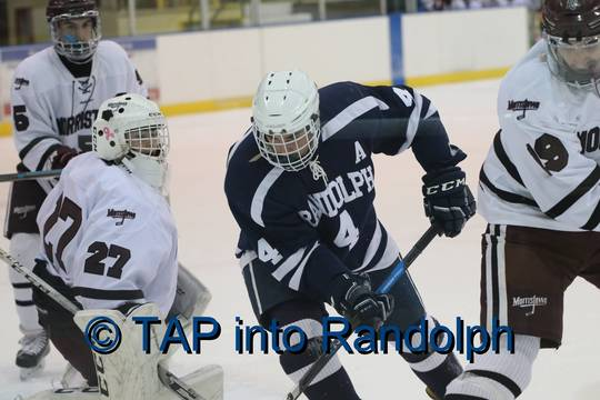 Randolph Hockey Hammers Morristown In Season Opener Tapinto