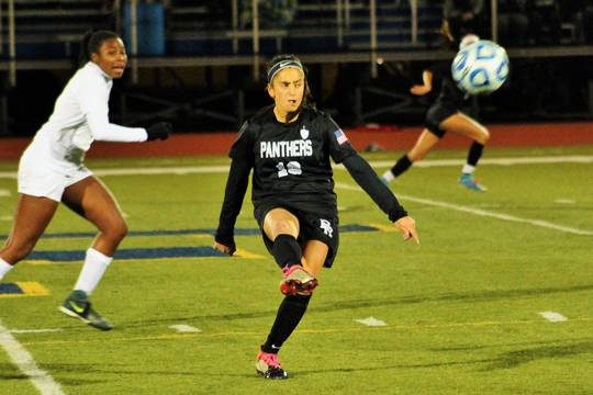 8931b540a4d Girls Soccer  Bridgewater-Raritan Blanks West Orange in Group 4 Semifinal