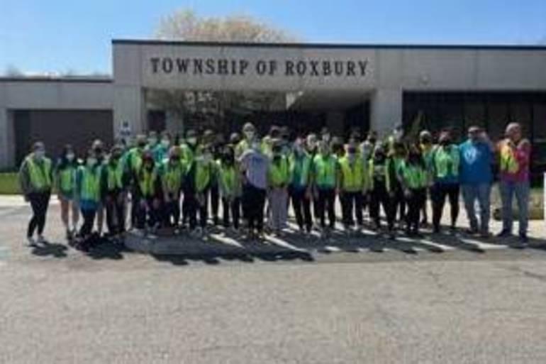 Roxbury Township Interact Club, Roxbury news