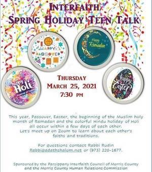 Carousel image 0dbb0d7c4d620d79a233 interfaith spring holiday teen talk 2021