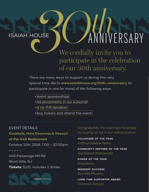 Carousel image c8a888424ba59182a82a isaiah house 30 anniversary