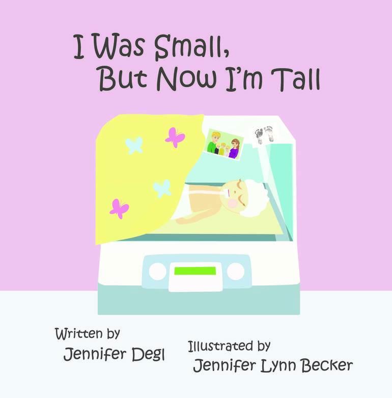 Mahopac Mom Releases Third Book on Preemie Babies