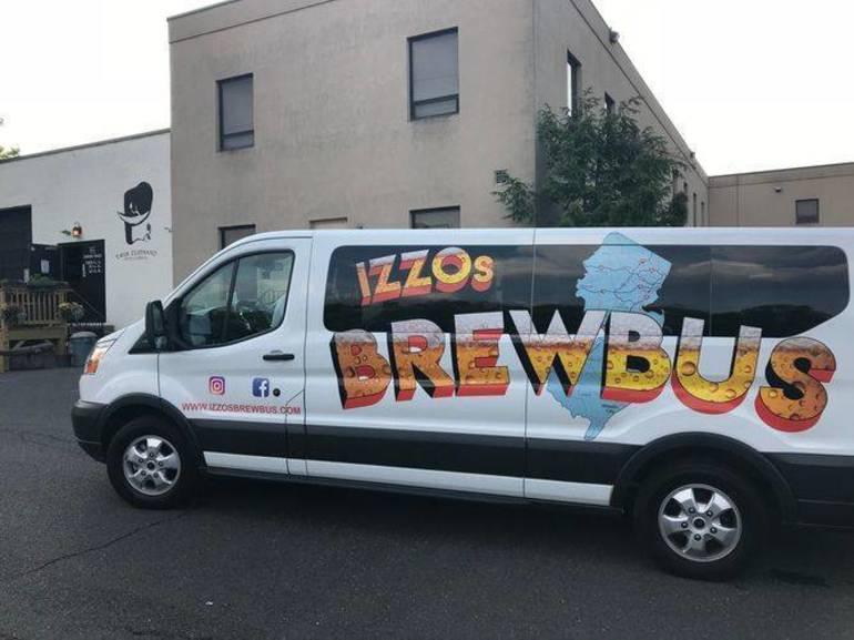 Izzo's Brew Bus