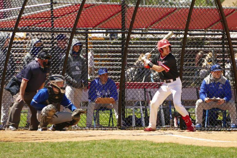 Jacob Messeri Columbia High School varsity baseball leadership award best teammate Yogi Berra Museum and Learning Center