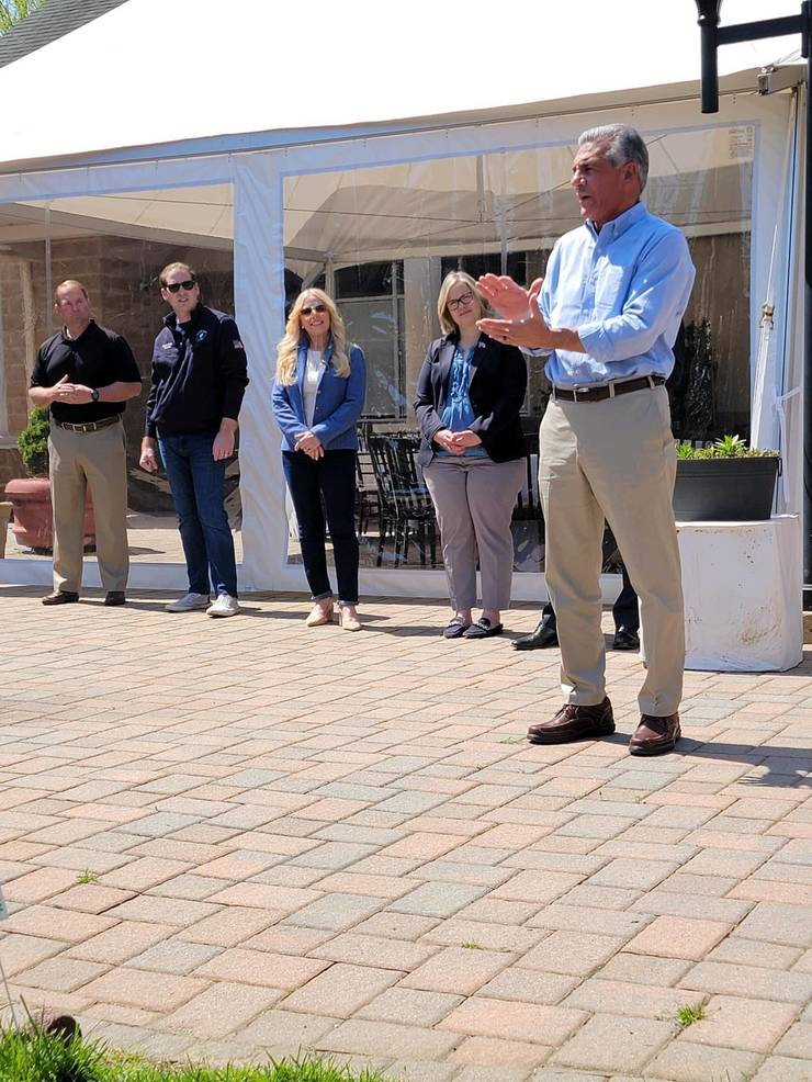 Middletown: Legislative District 13 Republicans Host Rally for Jack Ciattarelli in Middletown.