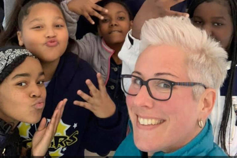 Profile: Janine Casella: From Physical Education Teacher to Cooper's Poynt Family School Principal