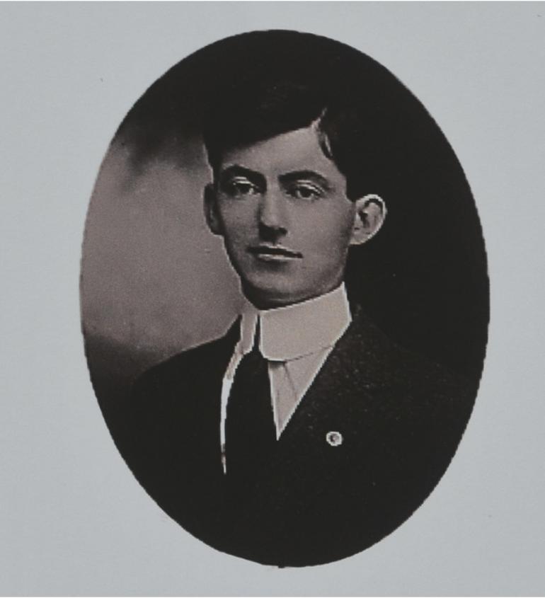 James Hunter of Scotch Plains