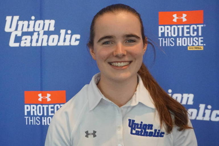 Jackie Coyne, a Scotch Plains resident who attends Union Catholic, is one of nine local National Merit Scholarship Semifinalists.