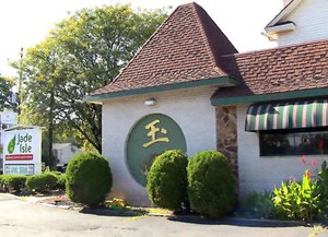 The former Jade Isle restaurant property is located at the corner of Terrill Road and Second St. in Scotch Plains.