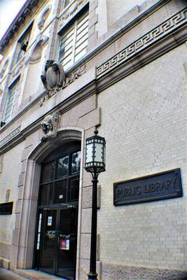 Jersey City Library