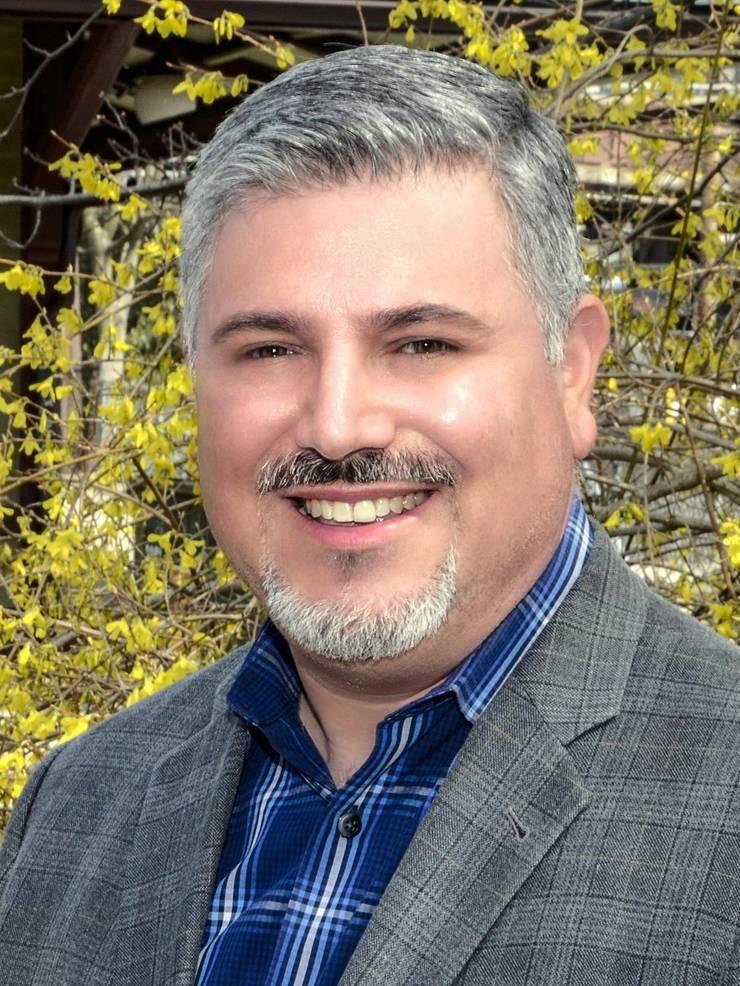 Fanwood Councilman Jeff Banks