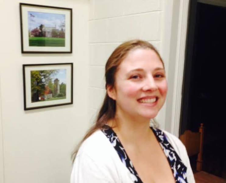 Jennifer Gander, parks and recreation director