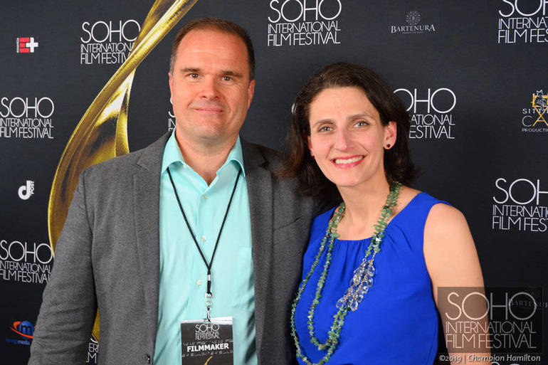 Jeffrey Delano Davis and Maria Davis