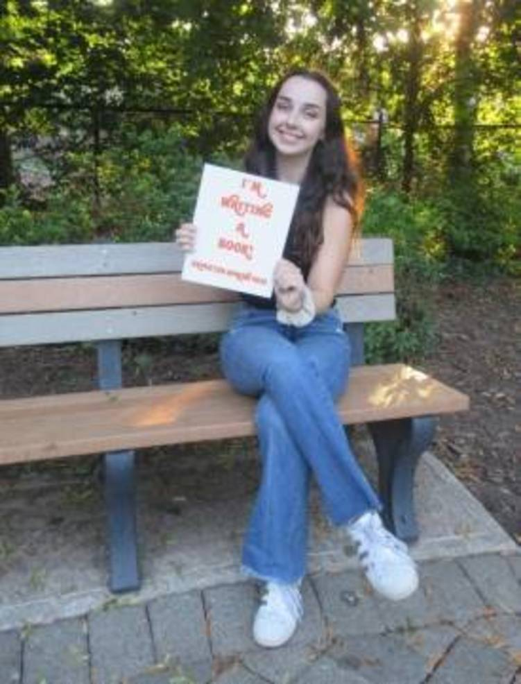 Jennifer Lambert, a 20-Year-Old From Fanwood, Writes Her First Book, Voter Z