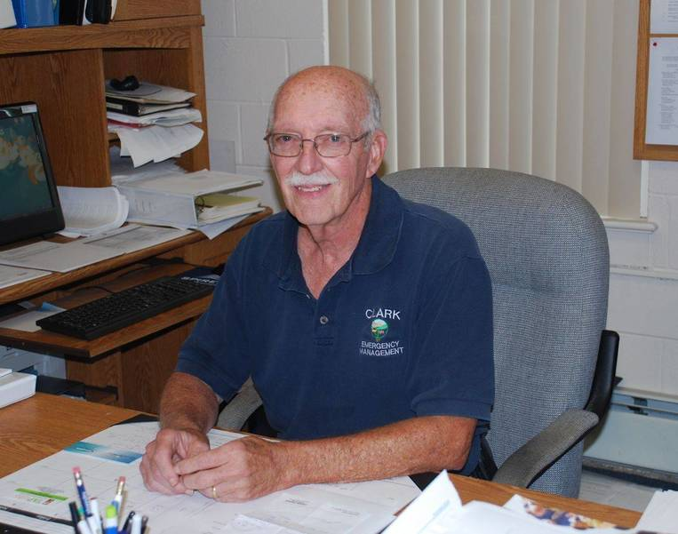 Clark's Jerry Fewkes Recognized With Township Proclamation Upon Retirement