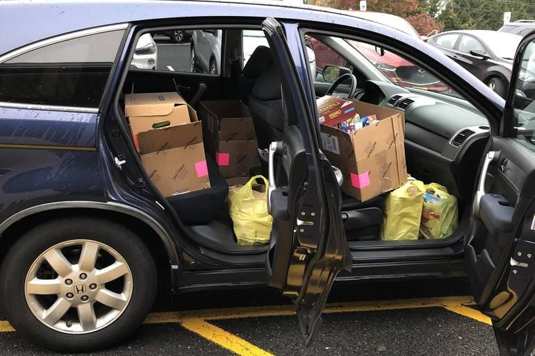 Jefferson Food Drive Car Packed 1.jpg
