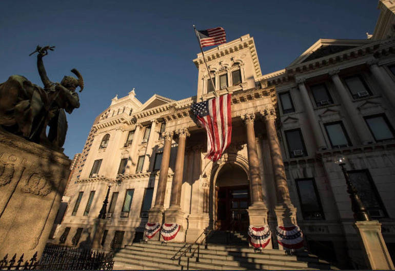 Out of Office? Jersey City Municipal Employees Set for Return to Workplace