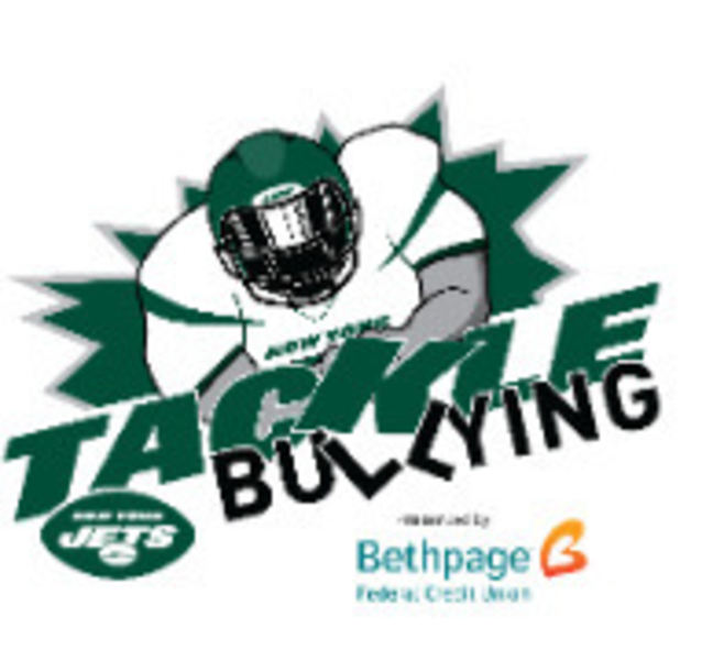 Jet's Center Jonotthan Harrison Coming to Parsippany to Stomp Out Bullying