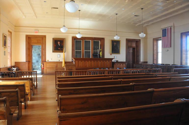 Former Business Adminstrator Sues Lambertville for 'Improper Removal'